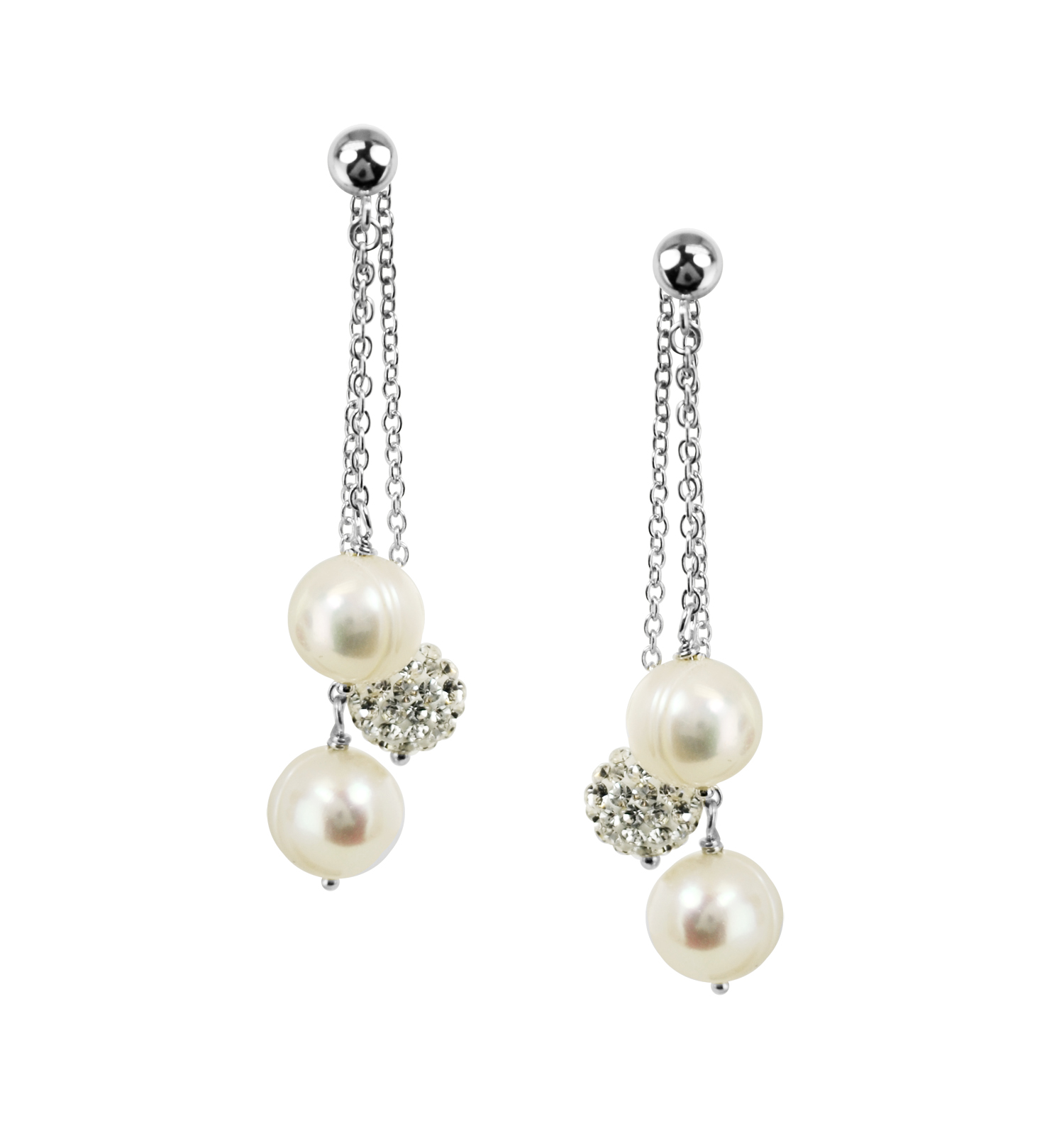 Honora - LE5672WH.jpg - brand name designer jewelry in Orland Park, Illinois