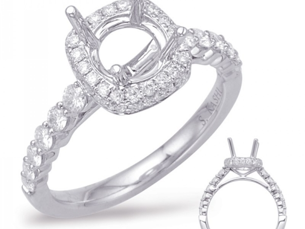 Engagement Ring by S. Kashi
