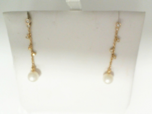 Earrings by Honora
